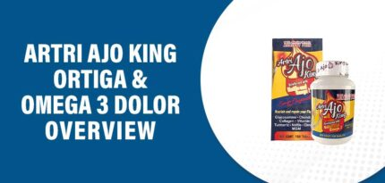 Artri Ajo King Ortiga & Omega 3 Dolor Reviews – Does This Product Really Work?