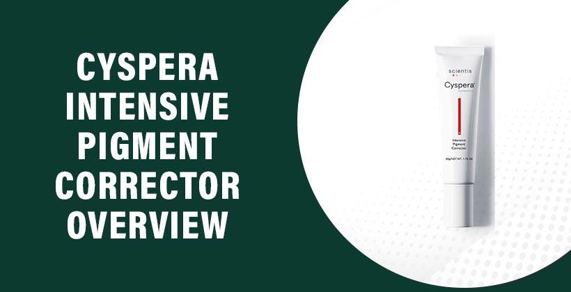 Cyspera Intensive Pigment Corrector