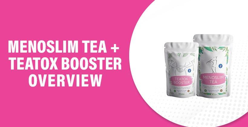 MenoSlim Tea + TeaTox Booster