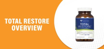 Total Restore Reviews – Does This Product Really Work?