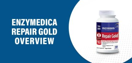 Enzymedica Repair Gold Reviews – Does This Product Really Work?