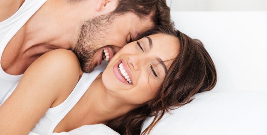 Having healthy sex