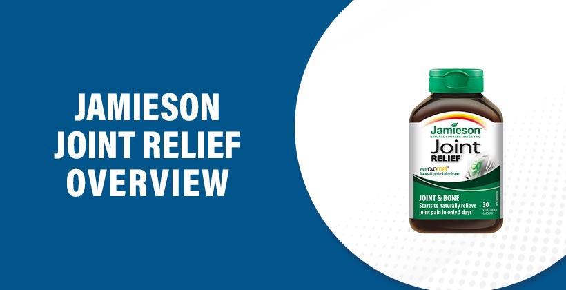 Jamieson Joint Relief