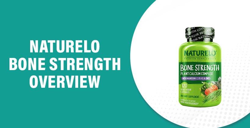 NATURELO Bone Strength