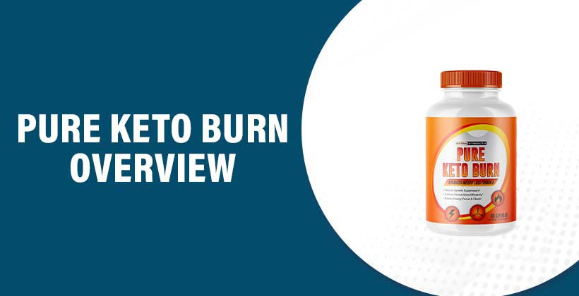Pure Keto Burn
