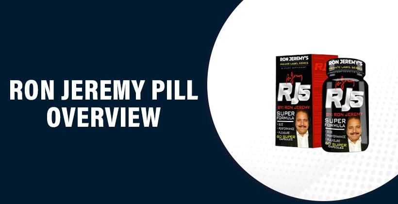 Ron Jeremy Pill