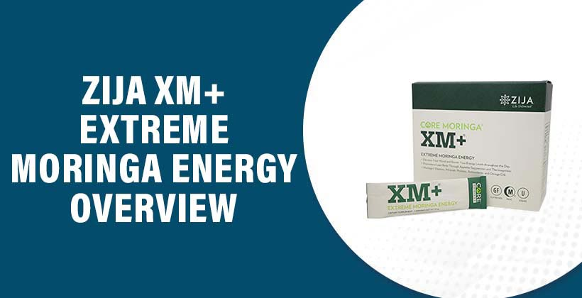 Zija XM+ Extreme Moringa Energy
