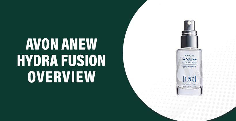 Avon Anew Hydra Fusion