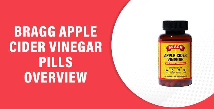 Bragg Apple Cider Vinegar Pills