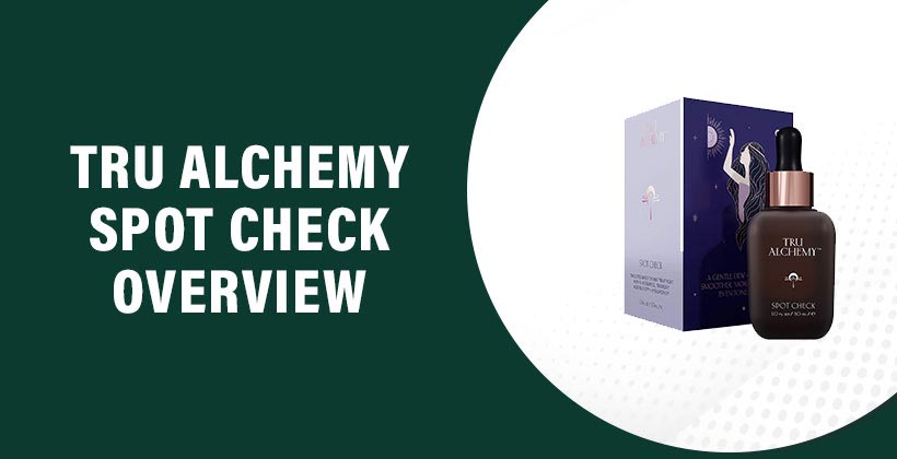 Tru Alchemy Spot Check