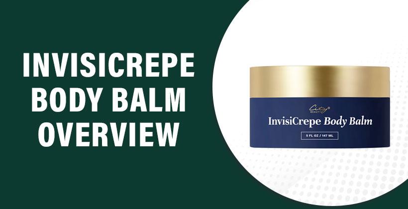 InvisiCrepe Body Balm
