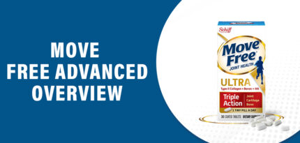 Move Free Advanced Review – Does This Product Really Work?