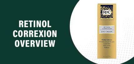 RoC Retinol Correxion Eye Cream Review – Does It Really Work?