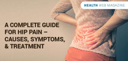 Complete guide for hip pain
