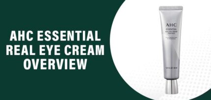 AHC Essential Real Eye Cream Review – Does This Product Work?