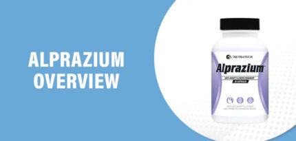 Alprazium Review – Does this Product Really Work?