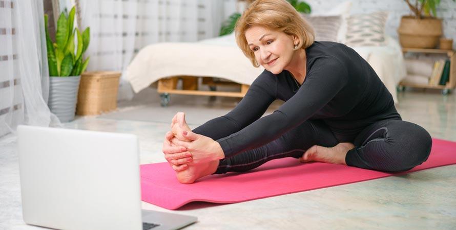 arthritis exercises for seniors