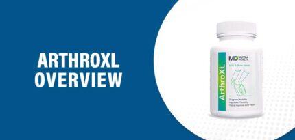 ArthroXL Review – Does ArthroXL Really Work?