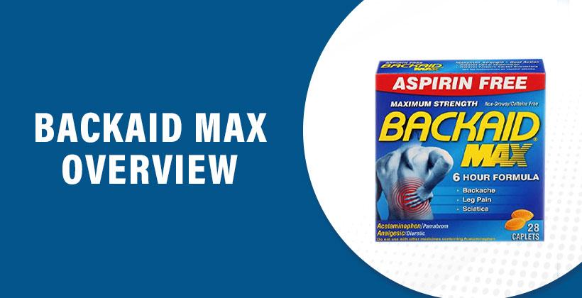 Backaid Max