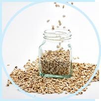 Barley Rice Fiber