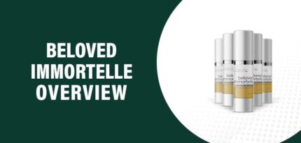 Beloved Immortelle Review – Does This Product Really Work?
