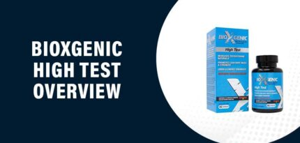 BioXgenic High Test Review – Does This Product Work?