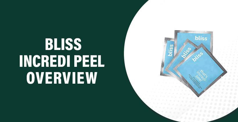 Bliss Incredi Peel