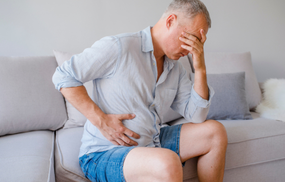 Causes of Colon Waste Build Up