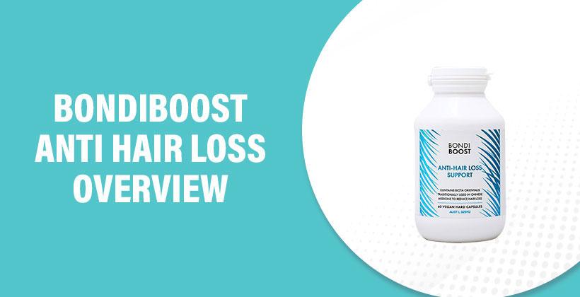 BondiBoost Anti Hair Loss
