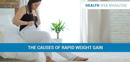 causes of rapid weight gain