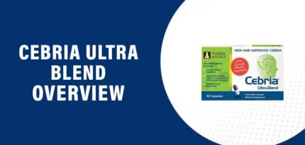 Cebria Ultra Blend Review – Does This Product Really Work?