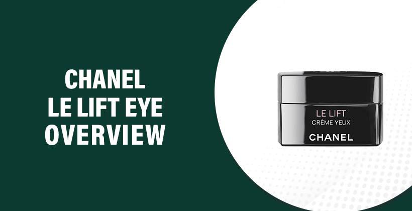 Chanel Le Lift Eye Cream