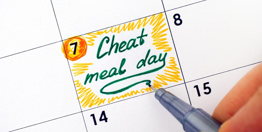 Cheat Meal Weekly