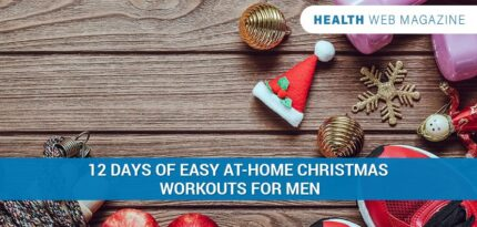 Christmas workouts for men
