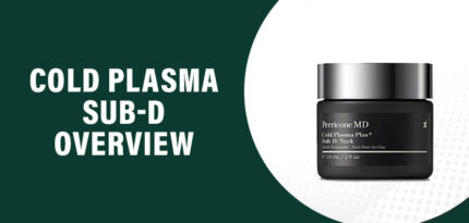 Cold Plasma Sub-D Review – Does This Product Really Work?