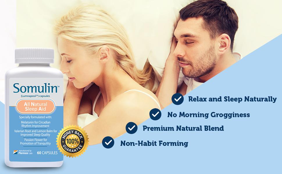 Somulin Really Help You Sleep