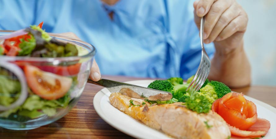 diet for menopause woman