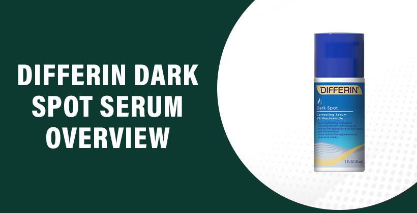 Differin Dark Spot Serum