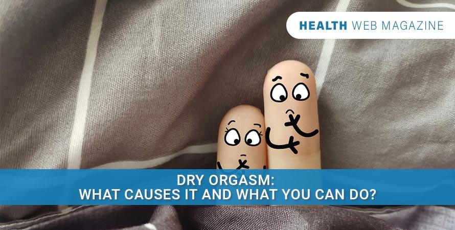 Dry Orgasm