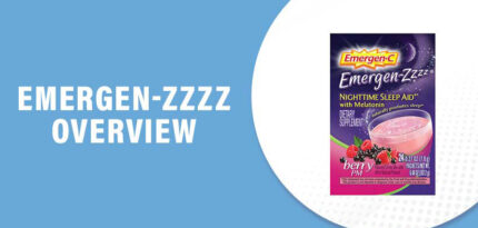 Emergen-Zzzz Review – Does this Product Really Work?