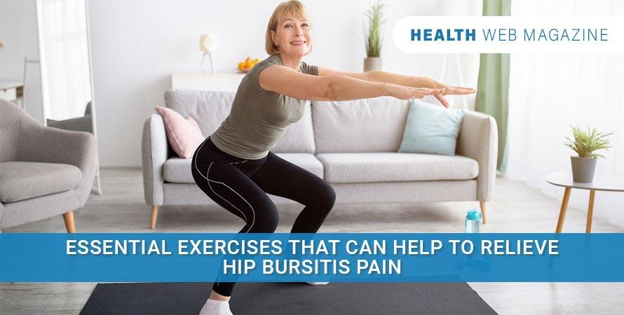 Exercises For Bursitis