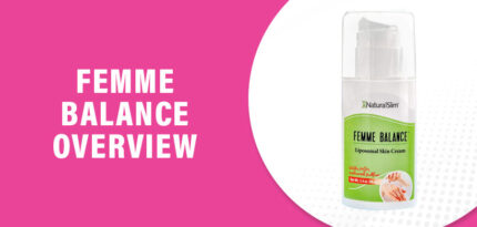 Femme Balance Review: Does It Provide Relief from Menopause?
