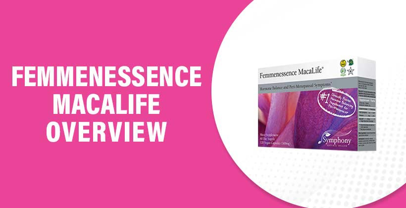 Femmenessence MacaLife