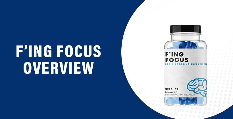 F'ing Focus