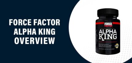 Force Factor Alpha King Review – Does This Product Work?