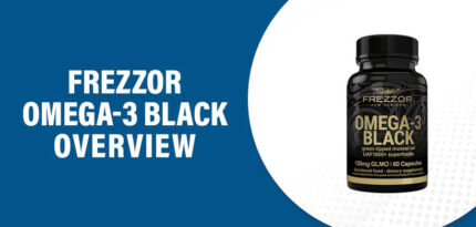Frezzor Omega-3 Black Reviews – Does This Product Really Work?