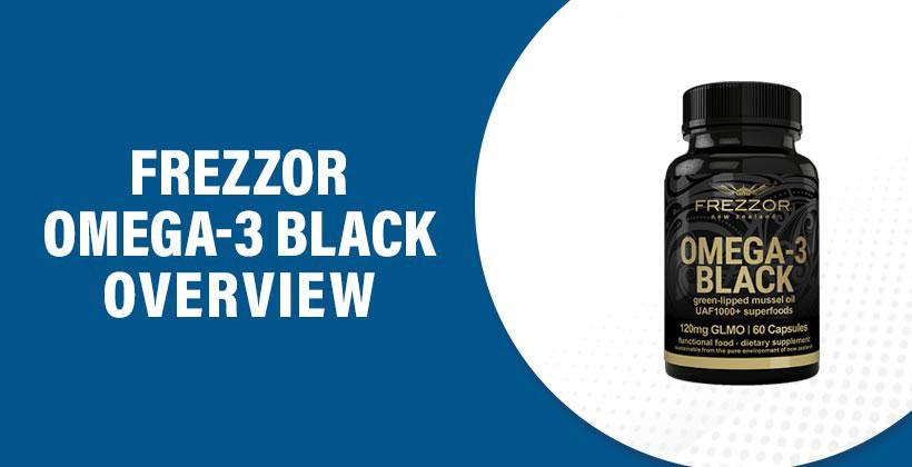 Frezzor Omega-3 Black