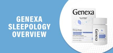 Genexa Sleepology Review – Does this Product Work?