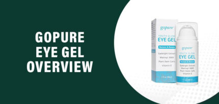 goPure Eye Gel Review – Does This Product Really Work?