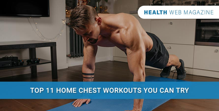Home Chest Workouts